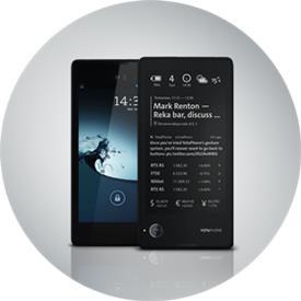 YotaPhone Black
