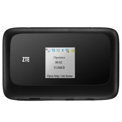 ZTE MF910 4G LTE WiFi Router Black